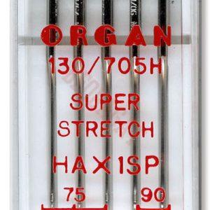 Igle za šivaće mašine Organ Super Strech