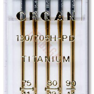 Igle za šivaće mašine Organ Titanium