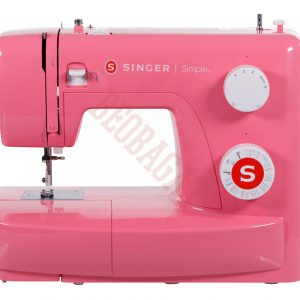 3223 Singer roze mašina