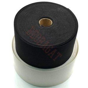 Lastiš crne i bele boje od 70mm i 80mm